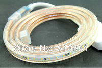 1m 120 LED 3014 SMD 220V flexible light 120 led/m,LED strip, white/warm white free shiiping free Power supply plug
