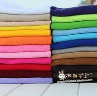 Handmade fleece cloth 50 *50cm diy dolls plush fabric photographic background cloth 50g/pc 12pcs/lot