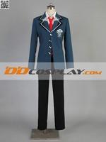 Seishunhajimemashita Chihaya Futaba Ikari First High School Uniform Cosplay Costume Full Set Customized