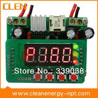 CLEN Buck-3603 6V-40V to 0--36V 3A DC-DC Digital Control Step-down Module,Adjustable buck converter,