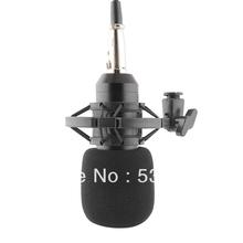 Condenser Microphone Mic BM700 Sound Singing Studio Recording Shock Mount Free Shipping(China (Mainland))