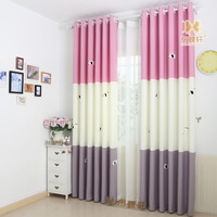 Cloth real princess curtain fresh child real three-dimensional