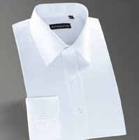 Spring White  Shirt Male Slim Long-Sleeve Business Casual Men'S Shirt Men'S Clothing Shirt  XG-35