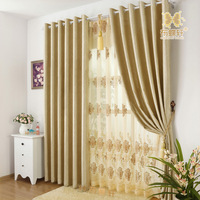 customized Cloth modern brief dodechedron cloth curtain finished product balcony sunscreen classic mosaic