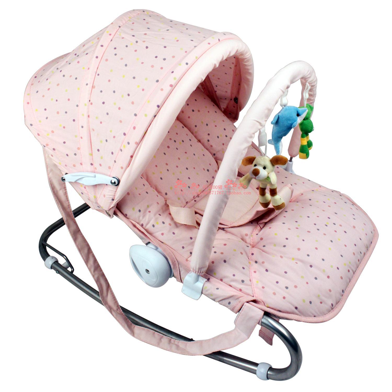 Chaises longues pour b b s promotion achetez des chaises for Chaise a bascule bebe