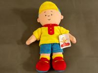 Caillou card plush toy doll cartoon dolls child birthday gift 30