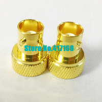 Free Shipping + 1Pc SMA connector SMA male to BNC female adapter straight RF connector