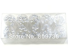Wholesale Lots 40pcs Fashion Wedding Bridal Hair Pin Clear Crystal Hairpin Clips For Women Jewelry Gift