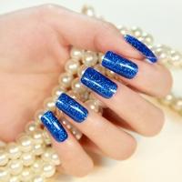 $1 new designs glitter nails art stickers 12pcs x1 pack decals foils tips wraps DIY decorations nail tools wholesale