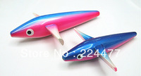 7 inch135g Mini Plane Bait Fishing Tackle Sea Bird Fishing Lure with Swivel and Leader Line body by Plastic