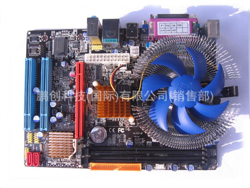 New 2014 hard drive computer components mini itx 6592 CPU plenum fan Quad-core PC motherboard(China (Mainland))