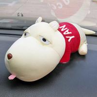 Car vehicle long dog purifying adjust natural bamboo bag supplies