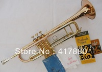 Bach phosphor copper instruments Bb trumpet free shipping