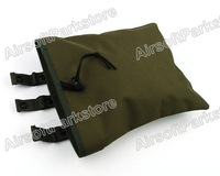 Airsoft Molle Tactical Magazine DUMP Drop Pouch - Olive Drab magazine bag free shipping