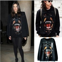 Freeshipping The dog dog lovers long sleeve men and women who garments