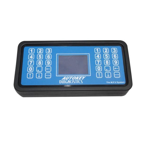 New 2014 MVP Key Programmer V2012 English Tools Electric obd2 Auto Diagnostic Tool(China (Mainland))