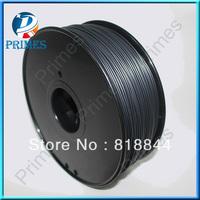 PLA  Black color  3mm filament  Ultimaker 3D Printer filament  1kg Spool