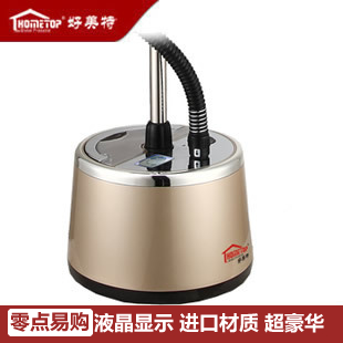 Free shipping Garment steamer yj ls-616d luxury garment steamers household garment steamer ironing machine(China (Mainland))
