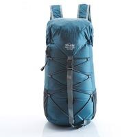 PROTW Lotte Casual Outdoor Hiking Sport Back Packs Bag Folding Double-shoulder Ultra-light Outdoor Backpack for Men Women