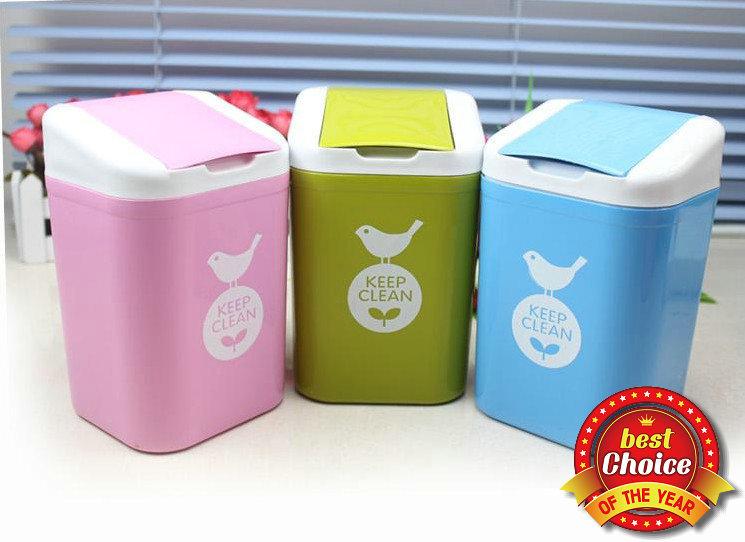 Afvalbak Keuken Plastic : Small Plastic Trash Cans