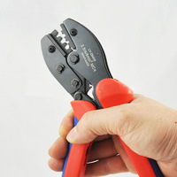 10 pcs / lot LY-2546B solar crimping pliers tools