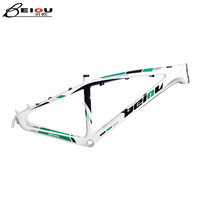 Beiou carbon fiber mountain bike frame 26 carbon frame