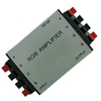 DC12V 12A Non-waterproof RGB Signal Amplifier for SMD 3528&5050 LED Strip Light