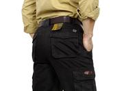 Autumn-Summer 3 Color Army green khaki black Big size 30-44 Men's Casual Cotton Pants