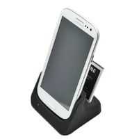 Sync Cradle Charging Stand Dock+ Spare Battery Charger For Samsung Galaxy S3 i9300 i9308 i939 Free Shipping