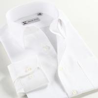Big Size XS-XXXL 4XL 5XL Autumn-Summer Long Sleeve Business Casual Shirt men Brand Slim fit white men's clothing cotton items