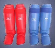 Shin Guards Leg Guard Calf Support Boxing Leggings Ankle Protection Shin Pads Sanda MMA Karate Muay thai  GYD122(China (Mainland))