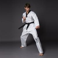 Lastfor1 series adult myfi taekwondo full embroidery tae kwon do male Women taekwondo clothes