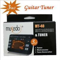 2014 Hot Sale! Guitar Tuner Electronic Digital 3 in 1 LCD Violin Tuner Guitar Metronome Tone Generator Tuner Clip Free Shipping