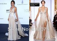 Celebrity Dress Alessandra Ambrosio in Zuhair Murad Cannes 2013 Custom Made