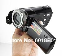 "2.7"" TFT LCD Screen 16 x Digital Zoom HD Digital Video Camera Recorder Camcorder Black#21005501"