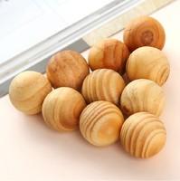 Safety Environmental Filter Camphor balls wood natural ball sandalwood fragrant wood beads fresh air 10 grains