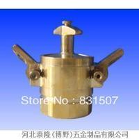 Y-KJB DN50 Brass  tanker special joints or liquid gas connectors