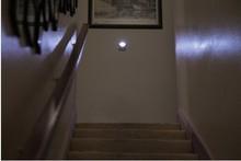 indoor & outdoor MIGHTY LIGHT LED sensor light/As Seen on TV/ light bulb sense light wholesale 10pcs/lot(China (Mainland))