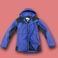 Free shipping Outdoor jacket windproof rainproof breathable adhesive Men outdoor jacket ca4 - a903  Wholesale and retail