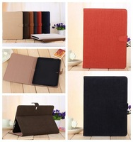 10.1 inch Protective Smart leather Case Flip Cover With Standing & dormancy Function For samsung Note P601 P600
