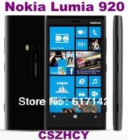 "Original Nokia Lumia 920 Factory Unlocked Windows Mobile phone Smart cell phone 4.5"" GPS WiFi 8MP Refurbished Free Shipping"