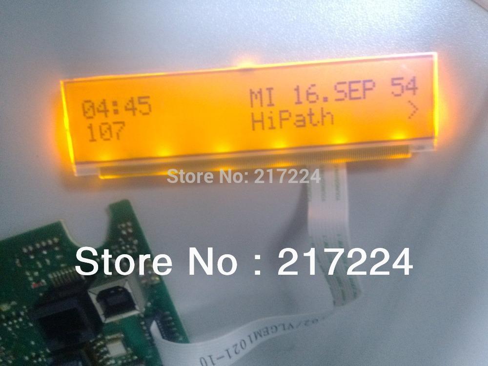 HB24209 / VLGEM1021 Character Dot-matrix LCD Module, 24*2, STN (Gray), Reflective/KS0073 (EQV) Control IC(China (Mainland))