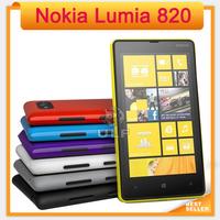 "Original Nokia Lumia 820 Windows Phone 8 Dual Core 1.5GHz Camera 8.0MP 1GB+8GB ROM 4.3"" Nokia Smart Phone Freeshipping"