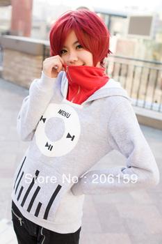 Kagerou Project Anime KIDO TSUBOMI Cosplay Costume T-shirt Jacket Sweater Women Hoodies
