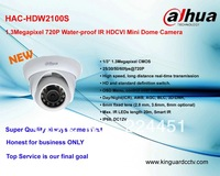 Dahua !!HAC-HDW2100S  1.3Megapixel 720P Water-proof IR HDCVI Mini Dome Camera ip camera wireless