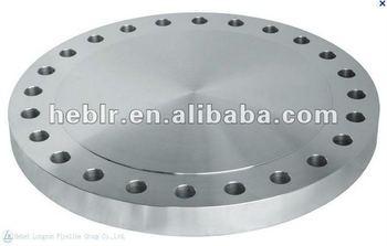 Steel blind flange ANSI B16.5