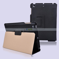 Genuine leather New Smart Cover Protective Magnetic Case for ipad mini With Stand