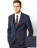 2014 New Customized Men Suits Tailored Latest Coat Pant Designs Blazer for Business Tuxedo Any Size Jacket + Vest + Pants Suit