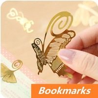Закладка для книг 216 pcs/Lot Cute animal Paper clips Metal bookmarks Paper holder folder bookmark Stationary office material School supplies 6727