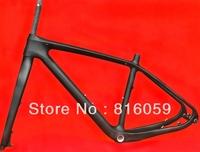 FR202 Full Carbon UD Matt Matte 29ER Mountain Bike BSA MTB Frame included Fork and headset